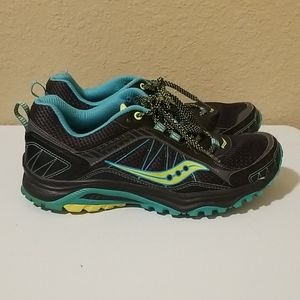 Womens Saucony Excursion Running Shoes Size 8.5